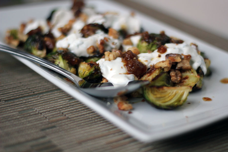 Ilili Brussels Sprouts