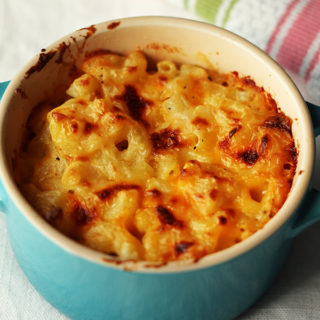 Blue Smoke Macaroni and Cheese
