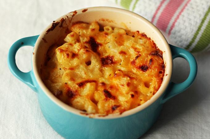 Blue Smoke Macaroni and Cheese