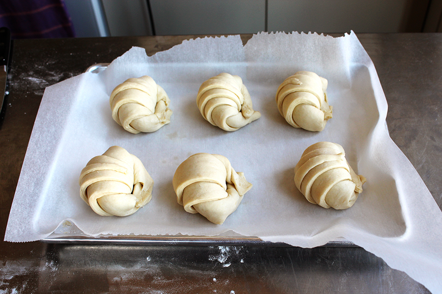 City Bakery Pretzel Croissant Dough