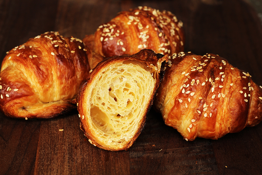 City Bakery Pretzel Croissant Recipe