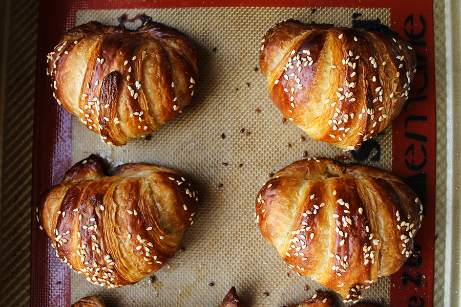 City Bakery Pretzel Croissants