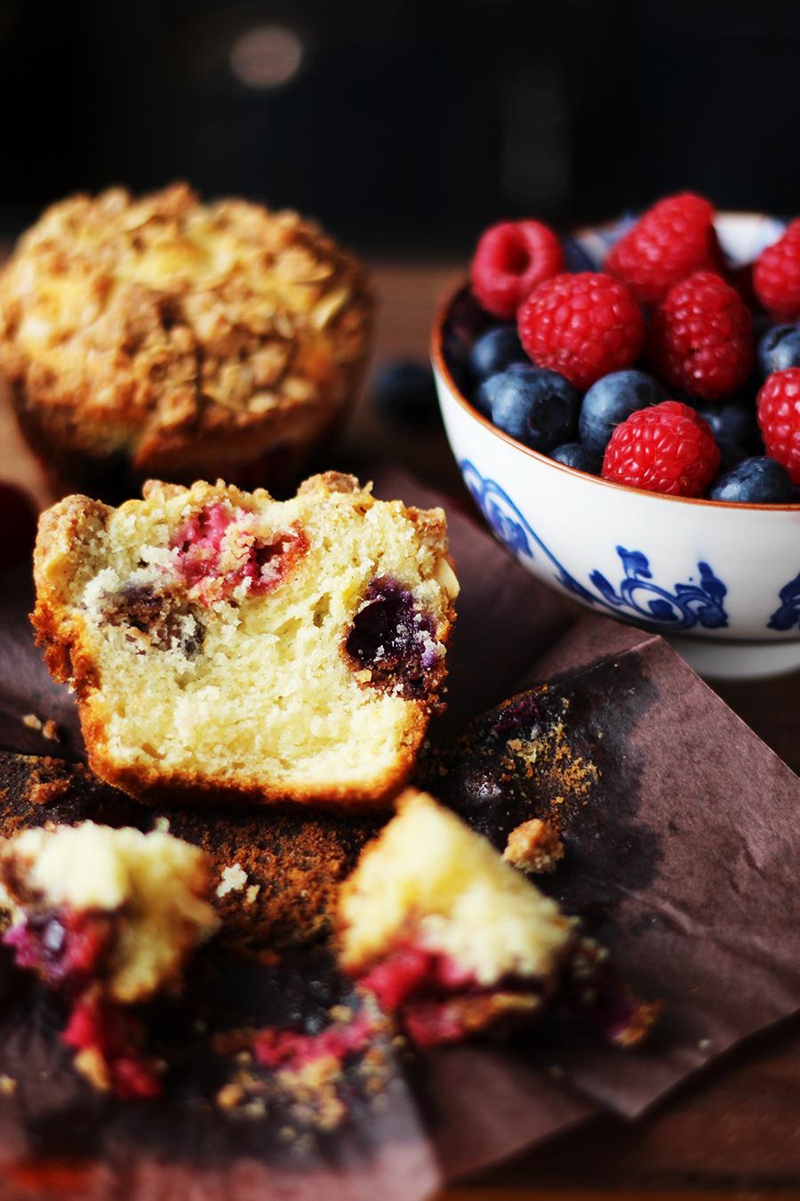 Gramercy Tavern Coffee Cake Muffin Recipe